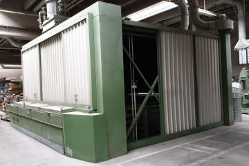 used dryer Ventilazione Italiana